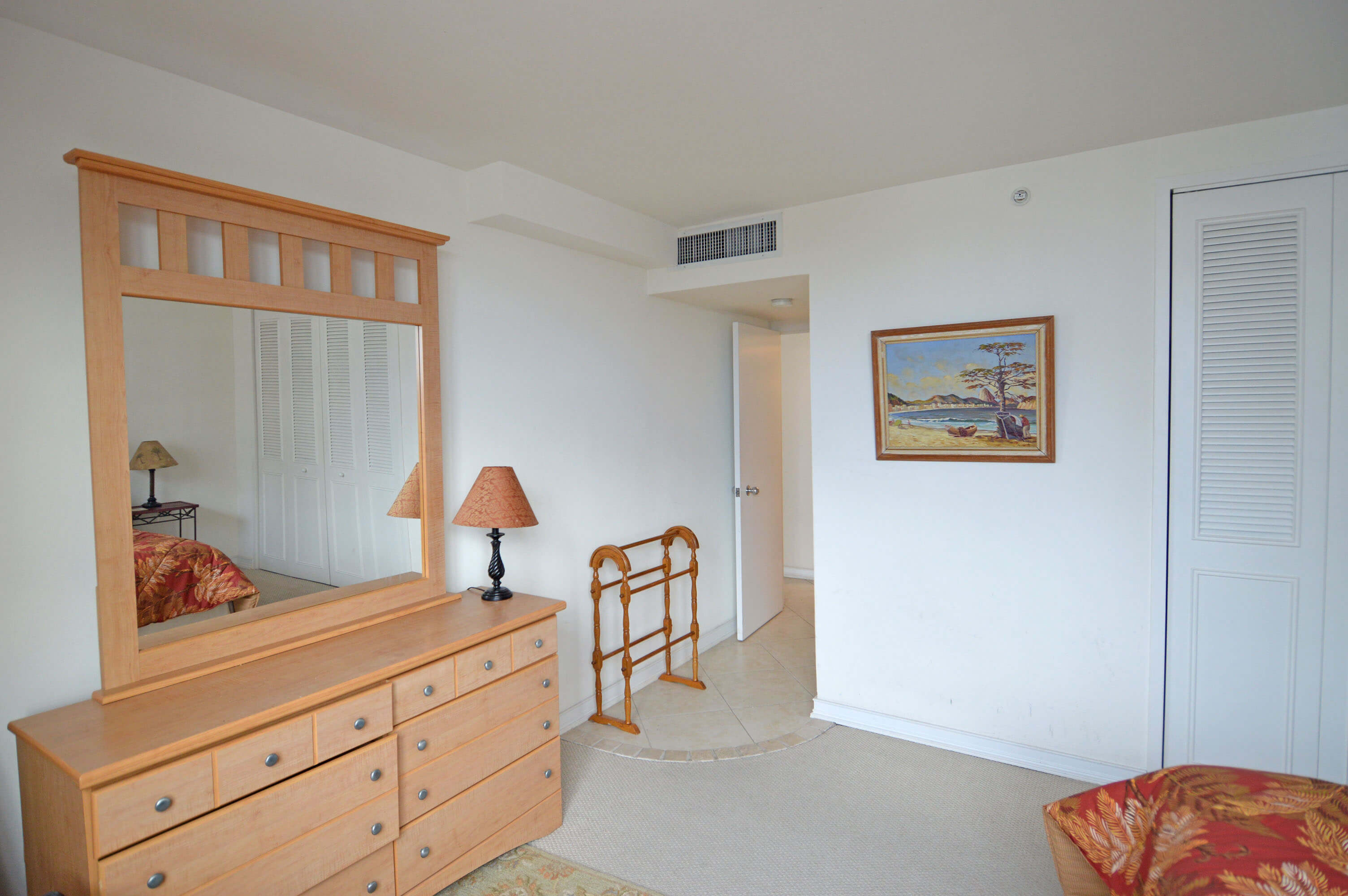 9195 Collins Avenue, Unit 1013 Surfside FL 33154 - Bedroom Exit