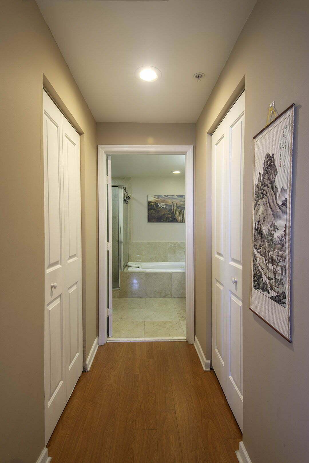 Master Hallway